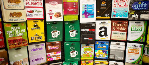 Benefits of Buying Discount Gift Cards