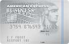 SimplyCash® Business Card
