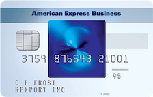 The Blue for Business® Credit Card from American Express