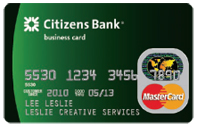 Citizens Bank Credit Card