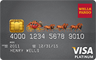 Wells Fargo Visa