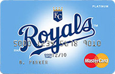 Commerce Bank Kansas City Royals with Rewards