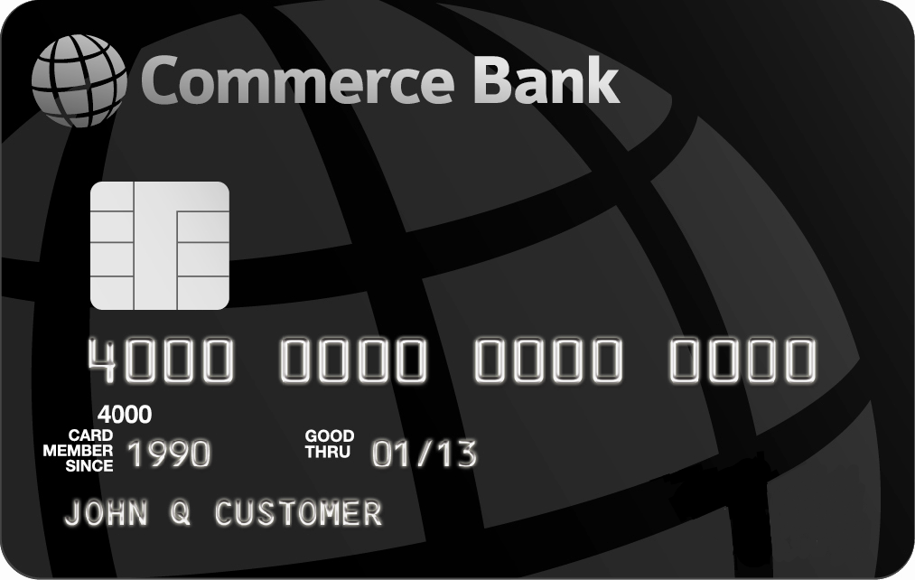 Commerce Bank Professional MasterCard