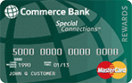 Commerce Bank Special Connections SM