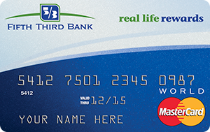 Fifth Third Real Life Rewards