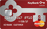 KeyBank World MasterCard Credit Card