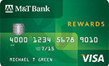 M&T Bank Visa with Rewards