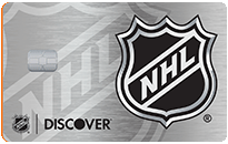 NHL® Discover it® card