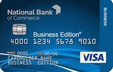 National Bank of Commerce Business Edition Visa