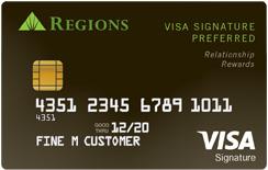 Regions Bank Signature
