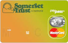 Somerset Trust Company MasterCard with PayPass