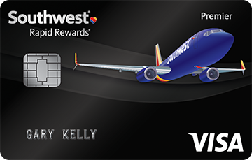 Southwest Airlines Rapid Rewards®Premier Credit Card