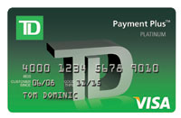 TD Bank Payment Plus