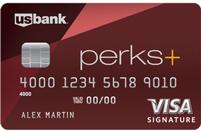 U.S. Bank Perks+ Visa Signature®Card