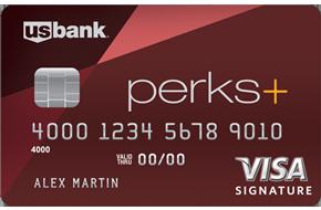 U.S. Bank Perks+ Visa Signature®Card