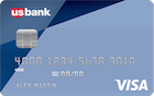 US Bank College Rewards Visa
