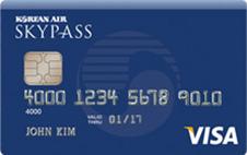US Bank SKYPASS Visa Classic Card