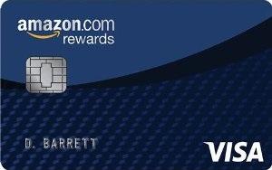 Amazon.com Rewards Credit Card