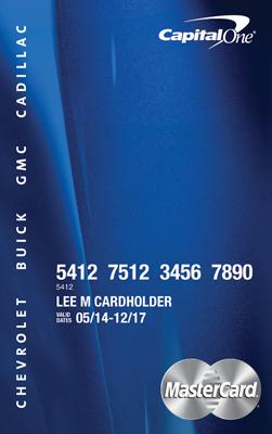 BuyPower Credit Card