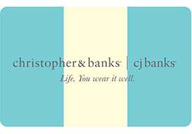 Christopher and Banks Credit Card