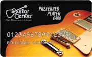 Guitar Center Credit Card