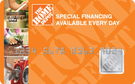 Charmant Home Depot Credit Card