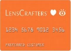 Lenscrafters Credit Card