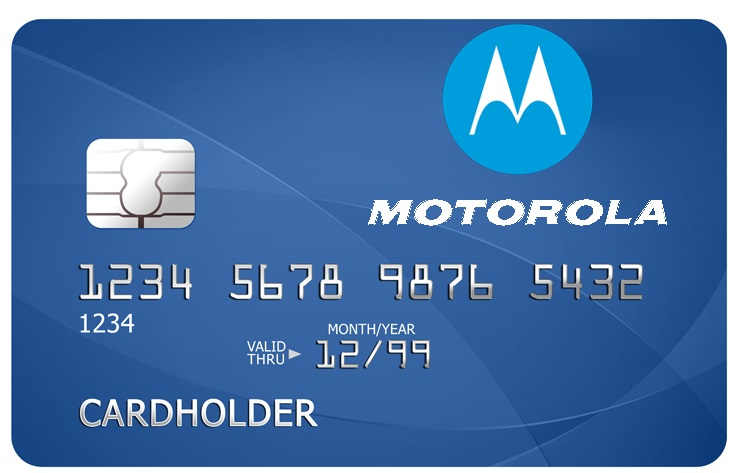 Motorola Credit Card