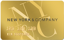 New York & Company Credit Card