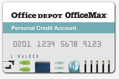 Office Depot Store Card