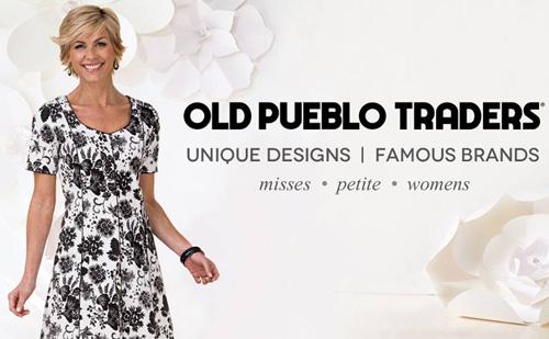 Old Pueblo Traders Credit Card