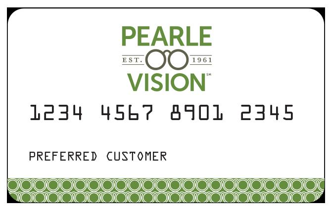 Pearle Vision Credit Card