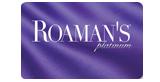 Roaman's Credit Card