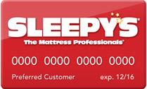 Sleepy's Credit Card
