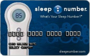 Sleep Number Credit Card