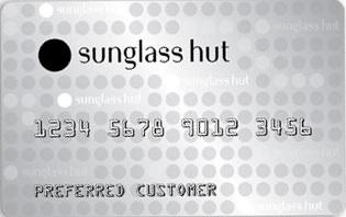 Sunglass Hut Credit Card