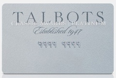 Talbots Credit Card