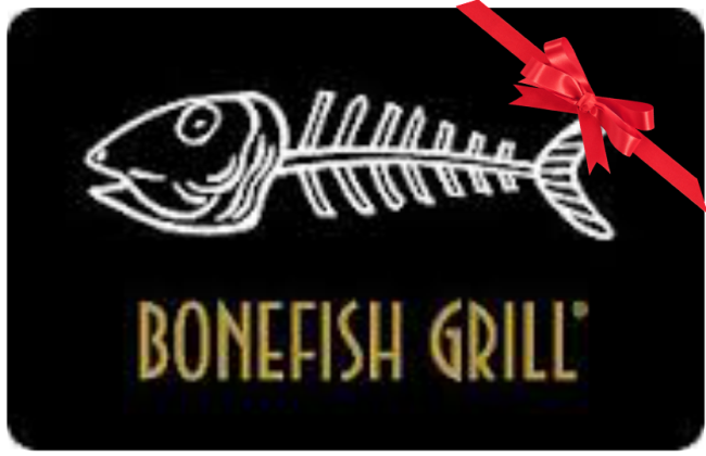 Bonefish Grill Card