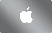 Apple Store (not iTunes) Gift Card - $50.40