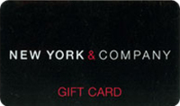 New York & Company Card