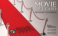Regal Entertainment Group Gift Card - $13.88