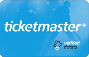 Ticketmaster Card