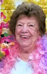 Doris Mcelveen