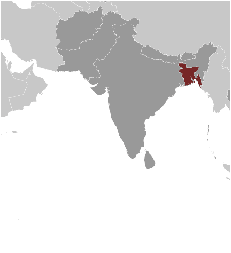 BD country location