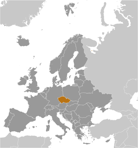 CZ country location