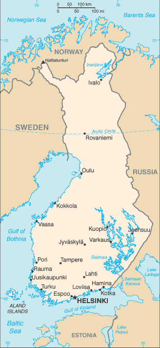 FI country map