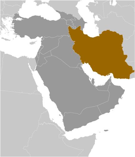 IR country location