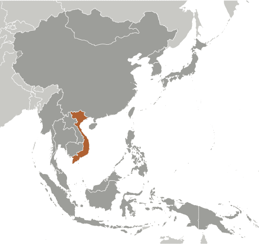 VN country location