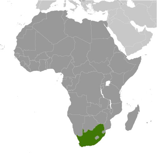 ZA country location