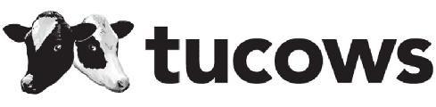 Tucows logo!